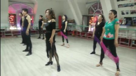 松原大东方学校训练花絮-舞动东北原创舞蹈视频正式篇538
