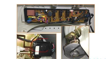 全自动洗衣机电路工作原理, 洗衣机常见故障部位, 学会修理洗衣机