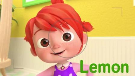 ABC字母歌 卡通动画儿歌 少儿童谣 早教启蒙英语 儿童音乐歌曲