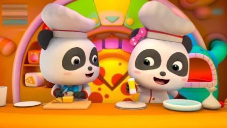 《宝宝巴士》哇, 我要要要做披萨师