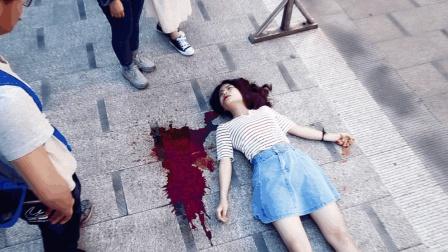 校园犯罪微电影《踏雪寻梅》, 姐姐清晨离奇死亡