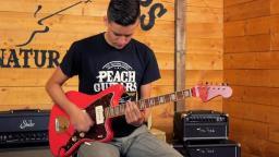Fender 60th Anniversary Classic Jazzmaster 试听测评