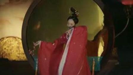 《如懿传》厉害了, 炩妃红衣独舞, 皇帝开心极了