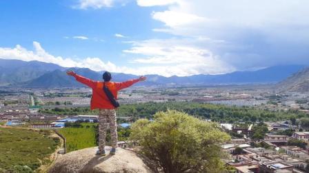 拉萨城和你想象中一样吗? 面包车穷游中国带你看不一样的西藏