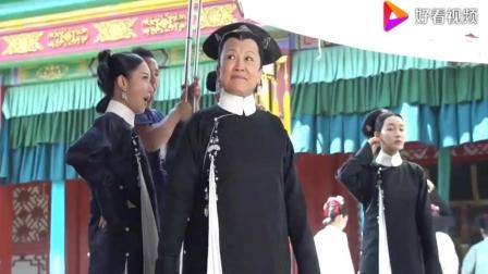 延禧攻略: 拍摄现场太搞笑, 佘诗曼粤语发音超可
