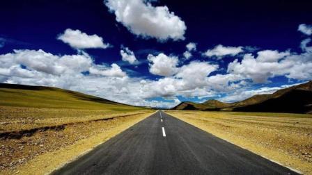 三万大军穿越500公里无人区, 造中国最长天路! 建成后却无人敢走