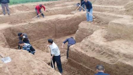 考古挖掘一三国古墓, 规模与皇陵不相上下, 专家