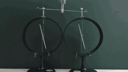 【初中物理屋】电荷在金属棒中的定向移动