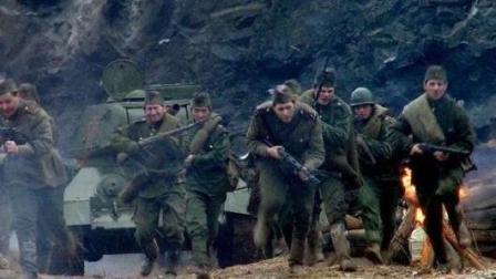 苏联军VS关东军, 结局非常惨烈, 让我们热爱和平!