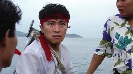 男主要被扔下海喂鱼, 临死前提的一个要求全船的人都笑翻了