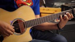左轮民谣吉他教学NO.167《毛不易消愁》