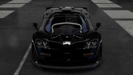极限竞速7 迈凯伦F1 GT