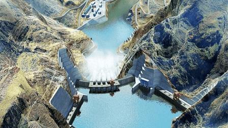 """中国第二座""""三峡大坝""""! 斥资1000亿, 一旦建成, 惠及1700万人口"""