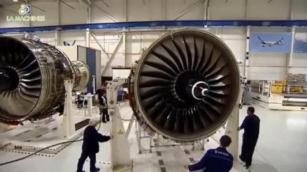 世界最大的重型喷气发动机生产工厂