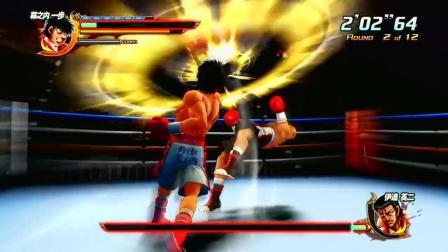 PS3《第一神拳》技展示