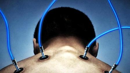 人类接入神经结点, 一旦联网, 便可控制各种机器人! 速看科幻电影《睡眠经销商》