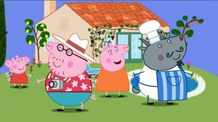 儿童益智小游戏: 小猪佩奇的冰淇淋店益智游戏解说