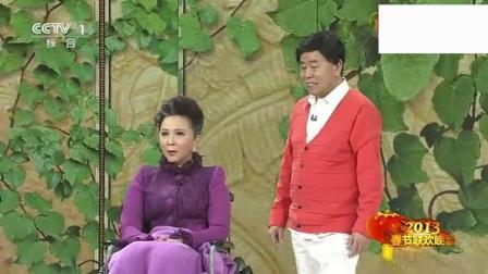 最近这个小品《想跳就跳》又火了, 蔡明潘长江搞笑演绎, 太逗了!