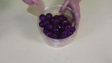葡萄酸甜营养价值高, 吃过葡萄后, 这三种食物最好不要吃, 谨记