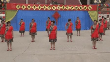 南夏家屯广场舞汇演之上果园舞蹈队2