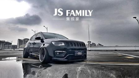 改装说 第一季 全国首台!作为SUV的Jeep指南者也能改装低趴