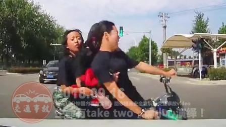 交通事故合集20180916: 每天10分钟车祸实例, 助你提高安全意识