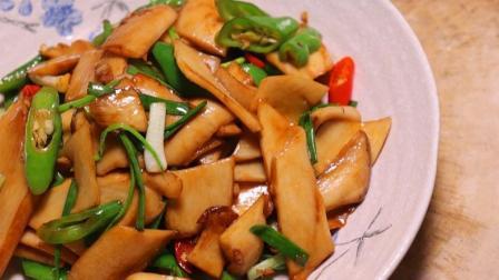 杏鲍菇怎么做好吃简单,大厨教你炒杏鲍菇,比红烧肉好吃100倍