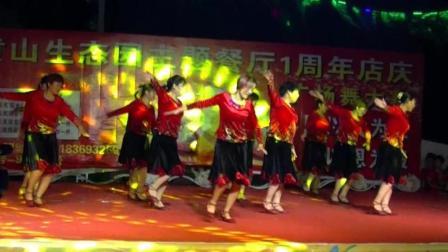 峰大精彩广场舞