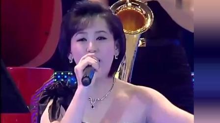 中国歌曲联唱 - 朝鲜第一天团 牡丹峰乐团 现场版
