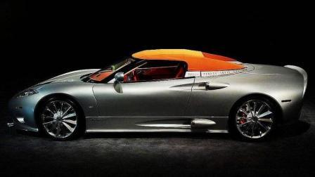 李连杰最爱的坐驾: 世爵C8, 4.2L+V8发动机, 整车超500万元!