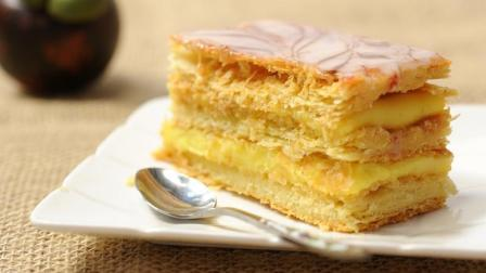 千层酥皮层层美味, 怎样做出完美又正宗的拿破伦酥?