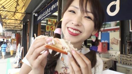 东游食记 第一季 美女小姐姐带你品尝日本北海道各色美食