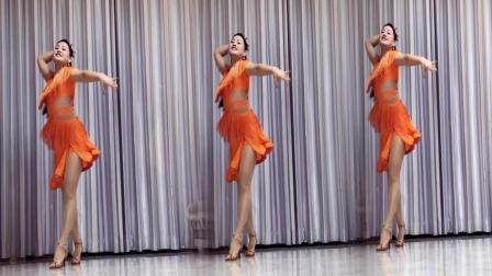 青青世界广场舞《妹妹比花俏》