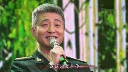 周炜-《绿色军衣》, 唱了军人对军队的依恋情怀!