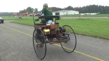 国外牛人大爷发明磁力车, 好像回到了20世纪90年