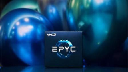 AMD 7nm全新神U首曝: 128个框框稳了!