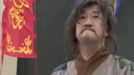 《薛平贵与王宝钏》千万不要以貌取人, 乞丐竟会这个, 服气!