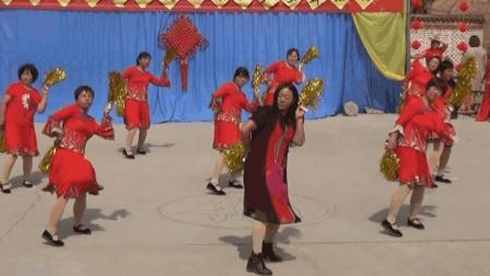 南夏家屯广场舞汇演之北夏家屯舞蹈队2