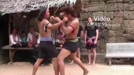 一招制敌的古泰拳招式, 都学会了你可就厉害了!