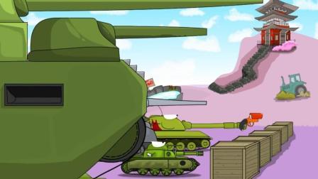 坦克世界: 道理我都懂! 可是你是坦克啊, 为什么要拿号令枪呢?