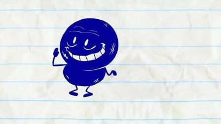 搞笑铅笔动画, 美女随别人离开, 铅笔人的爱情也离开了