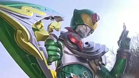 铠甲勇士拿瓦: 欧克瑟竟然变厉害, 拿瓦结合驮拏多能量以一敌二