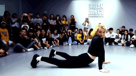 神童童 编舞《Done For Me》Urban Dance Studio Jazz Funk 童门