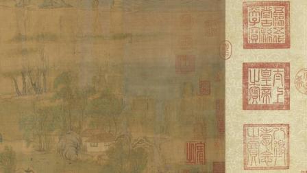 古代字画-清明上河图.清明易简图.明代摹本.台湾故宫博物院藏.GMZM.ORG光明之门出品