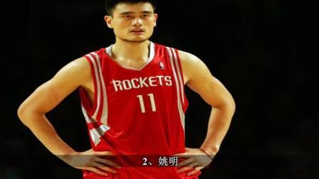 中国体坛最富有的5大运动员: 刘翔第5, 姚明第2