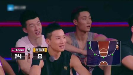 灌篮: NBA与CBA的差距, 网友: 8个三分全空心, 这就很恐怖了