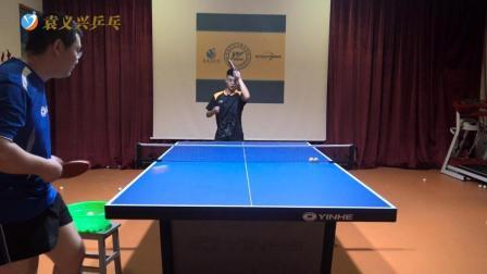 乒乓球接发球技术汇总, 专业选手演示, 直观易懂方便学习!