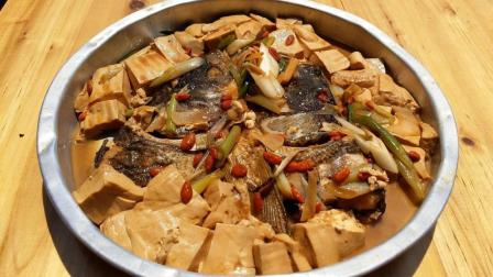 鱼头这样吃才叫爽, 再也不想喝汤了, 越吃越想吃