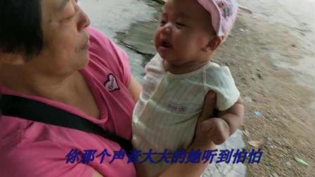 五个月的宝宝认生, 只要妈妈抱, 别人抱一下哭得太厉害了