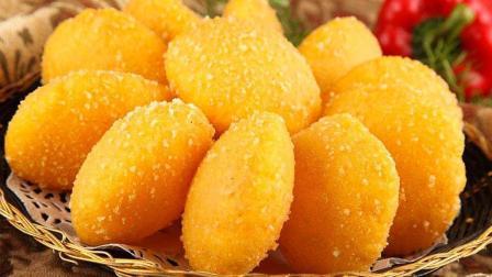 南瓜最好吃做法, 比南瓜饼香甜软糯, 比南瓜发糕、丸子好吃10倍